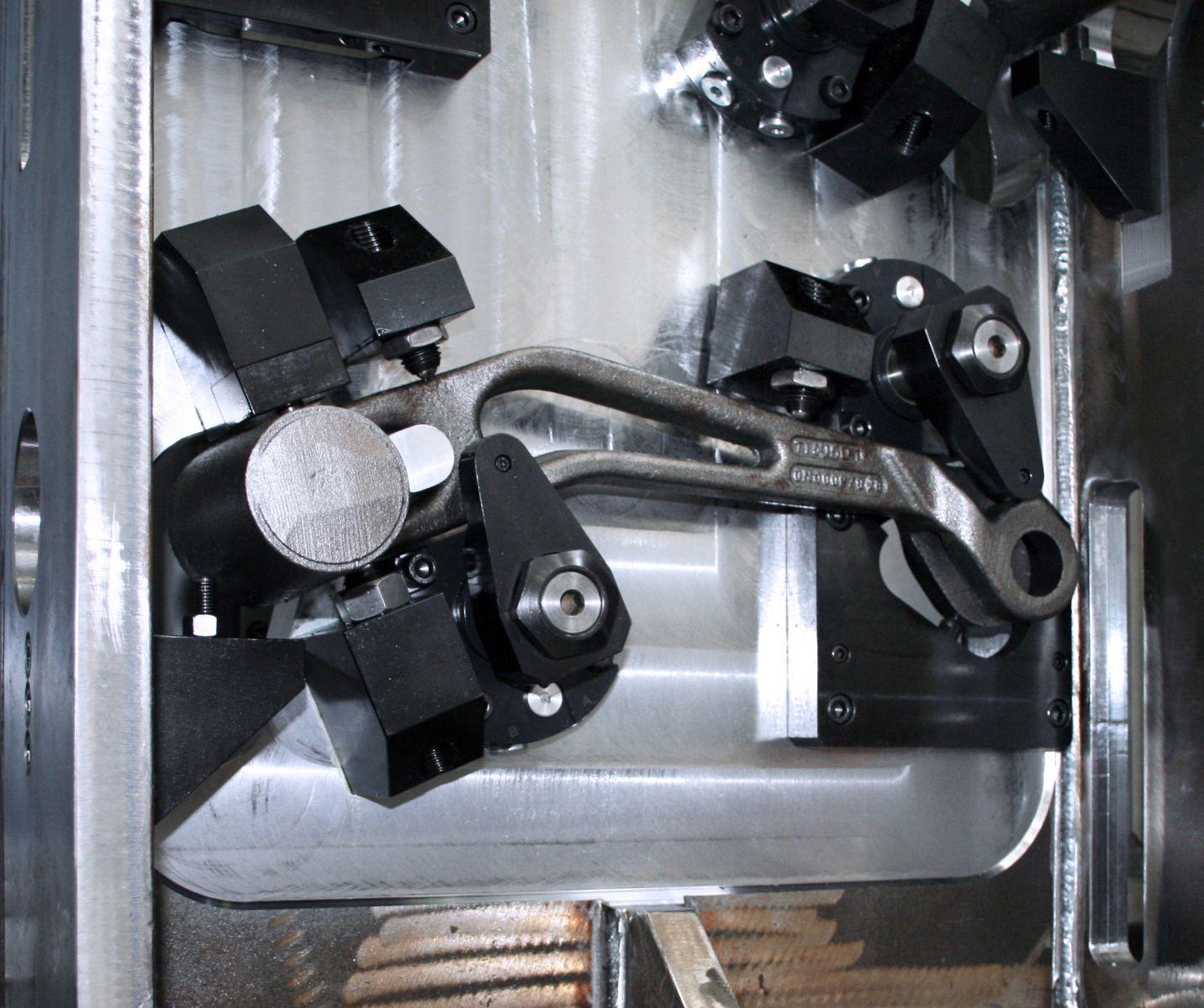 Emil Macchine Utensili Attrezzatura serraggio