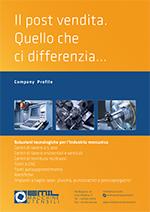 copertina company profile Emil Macchine Utensili