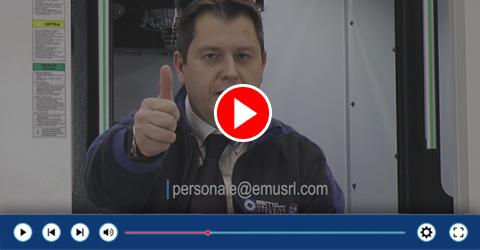 curriculum Emil Macchine Utensili